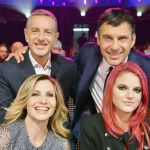 Ti lascio una canzone, per la finale dei 'Big' ospiti Gianna Nannini e Andrea Faustini da X Factor UK