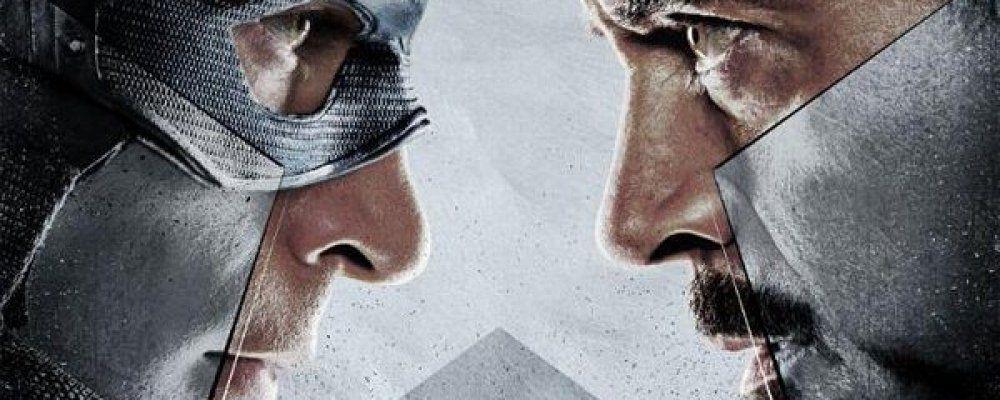 Captain America Civil War: online il trailer della sfida più attesa