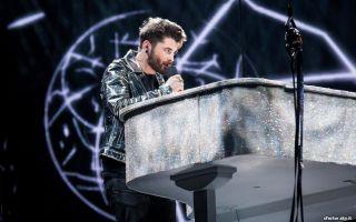 X Factor 9, le immagini della finale: vince Giosada e Elio rimane in mutande