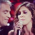 Ascolti tv, Andrea Bocelli con Belen Rodriguez conquistano l'Auditel
