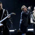 U2, in esclusiva su Sky Uno il concerto di Parigi
