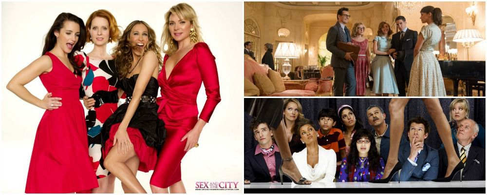 Moda e serie tv: da Sex and the city al Paradiso delle signore