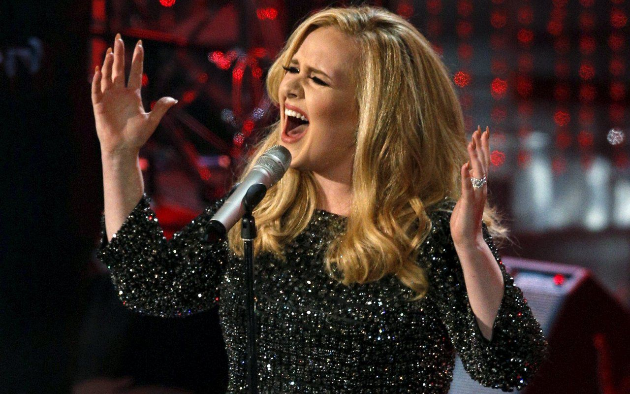 Adele: Live in London, il biopic in seconda serata su Canale 5