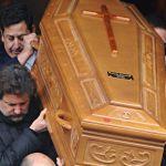 Leonardo Pieraccioni, funerali del babbo con il saluto di Carlo Conti, Laura Torrisi e Giorgio Panariello