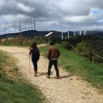 Mistero Adventure, Laura Torrisi e Fabio Troiano in cammino verso Santiago