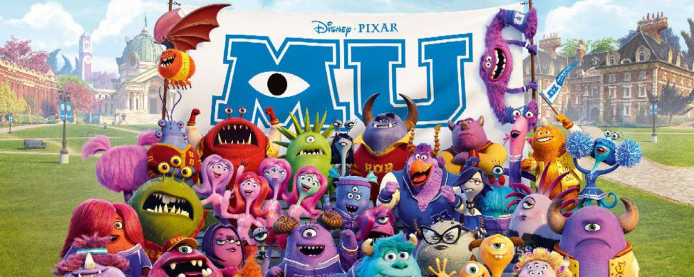 Monsters University, Mike e Sully a scuola di spavento: trailer e curiosità