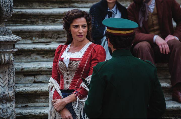 Luisa Spagnoli: su Rai1 la fiction con Luisa Ranieri (gallery)