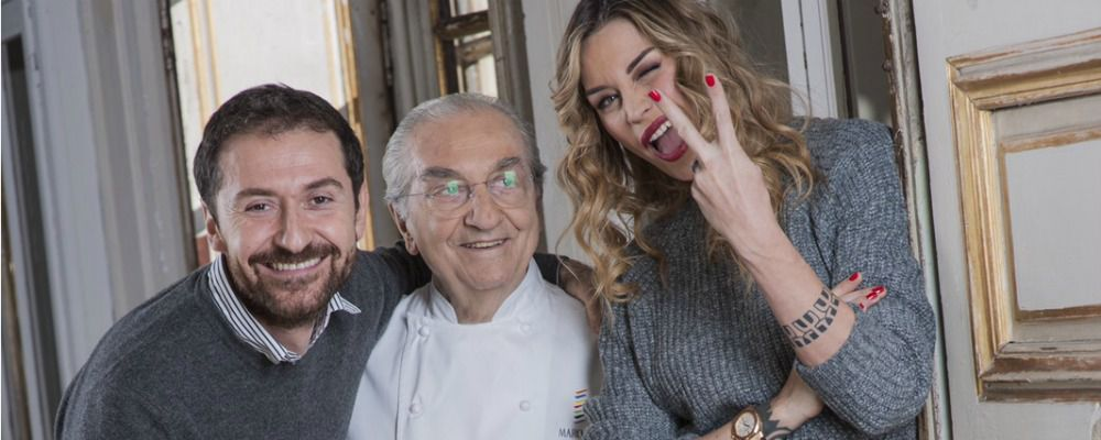 Gualtiero Marchesi torna in tv con un programma di cucina, ma non chiamatelo talent