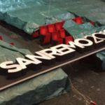Sanremo 2016, la scenografia anticipata sui social