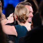 Leonardo DiCaprio e Kate Winslet ai Sag Awards, si rinnova la magia di Titanic