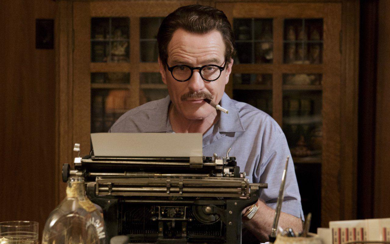 """Bryan Cranston in """"L'ultima parola - La vera storia di Dalton Trumbo"""""""