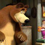 Masha e Orso, dall'8 febbraio in prima tv la terza serie
