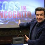 Boss in incognito 3, viaggio in posta nella puntata dell'1 febbraio