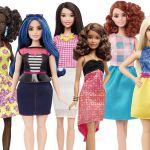 Barbie 33 nuovi modelli per una bambola più vera