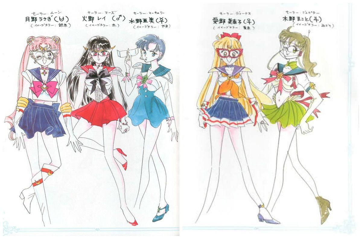 Sailor Moon Torna In Tv 10 Cose Che Forse Non Sai Sulla Serie