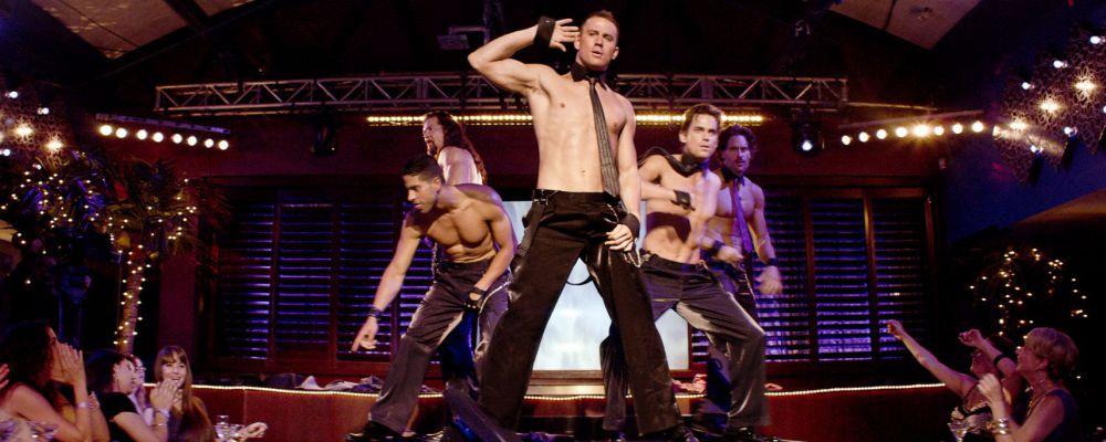 Magic Mike, striptease in prima serata con Matthew McConaughey e Channing Tatum