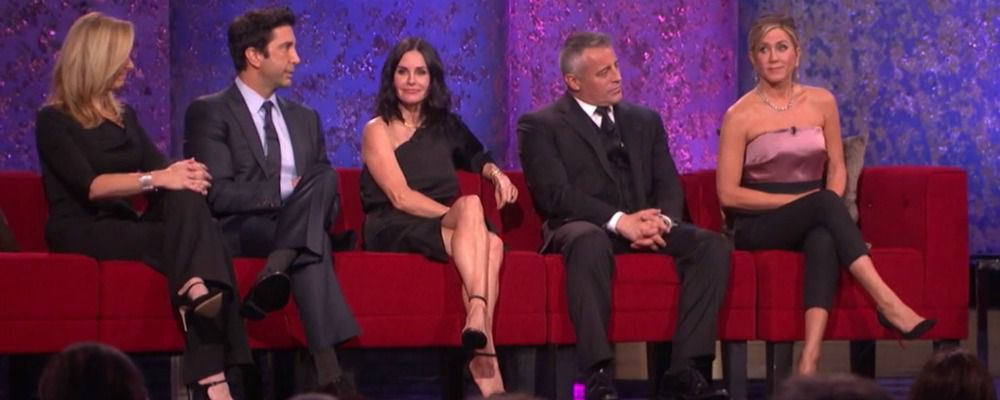 Friends, l'attesa reunion: tutti insieme sul divano (o quasi) IL VIDEO