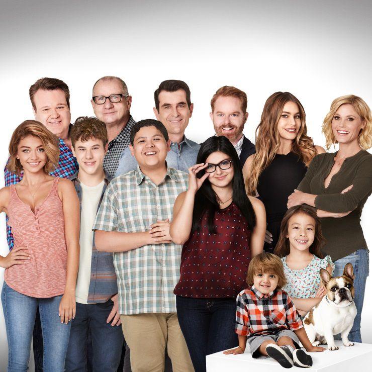 Preferenza Oggi è il Modern Family Day, ritorna la famiglia più amata della  DO08