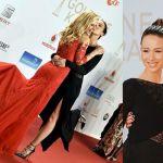 Michelle Hunziker e Aurora Ramazzotti bellissime sul red carpet
