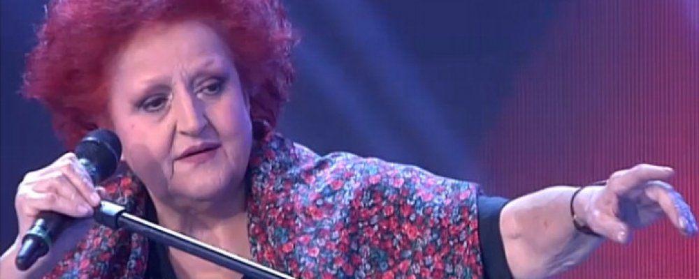 Domenica In, Luciana Turina: 'Se non fosse per il mio compagno sarei morta'