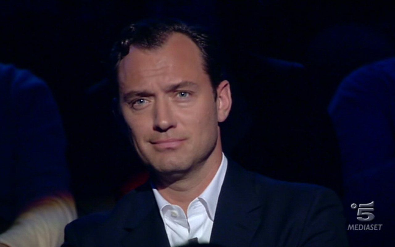 C'è posta per te, l'ospite Jude Law e la storia di Niccolò