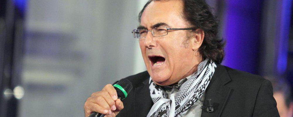 Sanremo 2017, Al Bano: Di rose e di spine TESTO