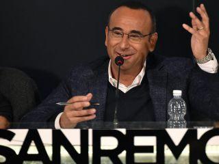 Carlo Conti: 'Io, antidivo della tv, a Sanremo sogno i Pink Floyd'