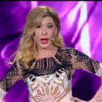 Saremo 2016, Virginia Raffaele è una supersexy Belen Rodriguez
