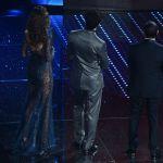 Sanremo 2016, Gabriel Garko resta senza scala, Madalina Ghenea e 'l'italiano non perfetto'