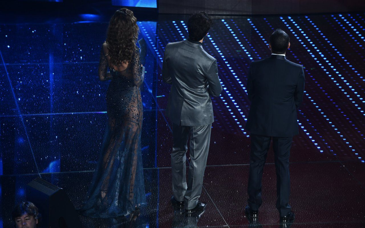 Sanremo 2016, per la finalissima Roberto Bolle, Renato Zero, Cristina D'Avena e Willy William