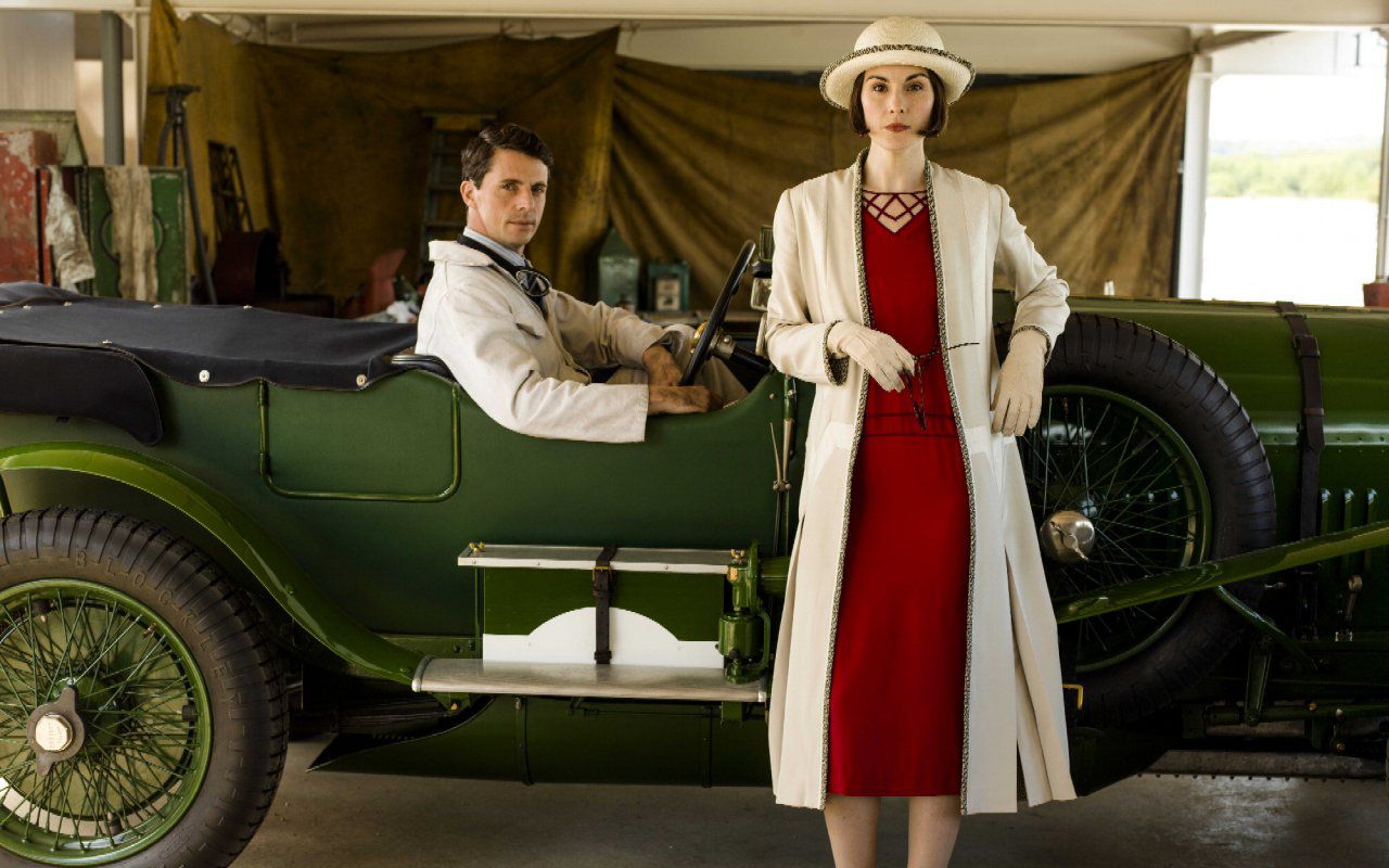 A Downton Abbey trionfa San Valentino con l'amore tra Lady Mary e Mr Talbot
