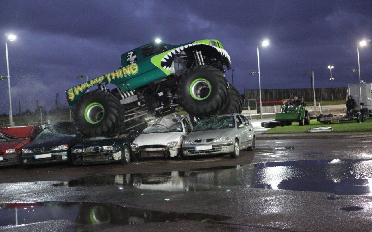 Monster Truck, acrobazie con i bolidi in 3 dimensioni