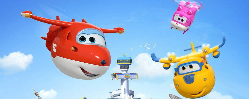 Su cartoonito arriva super wings le avventure di un