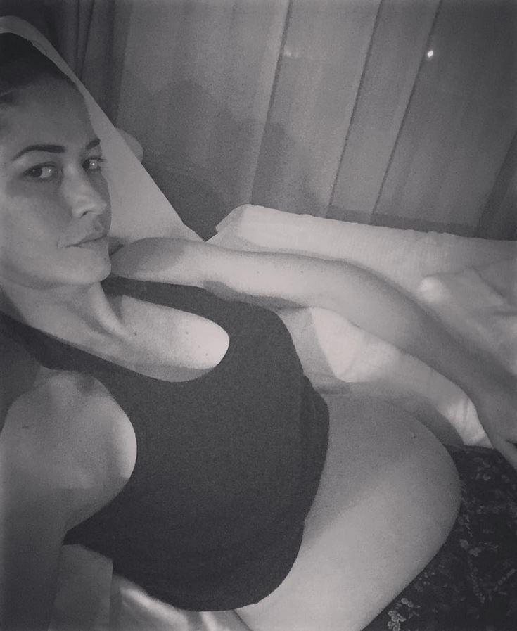 elena santarelli gravidanza