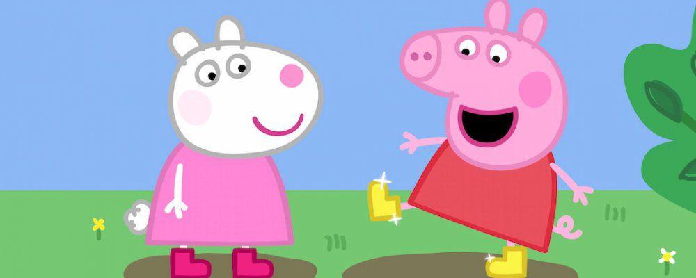 Peppa Pig e gli stivali d'oro, l'episodio speciale per Pasqua