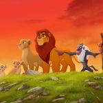 The Lion Guard: il ritorno del Ruggito, le immagini del figlio di Simba e dei suoi amici