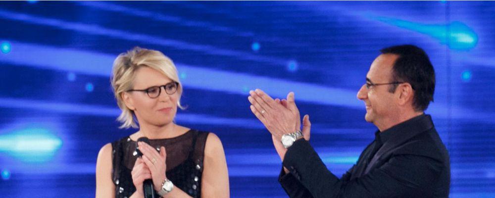 Sanremo 2017, i rumors dicono Maria De Filippi a fianco di Carlo Conti