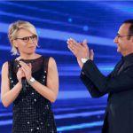 Amici 2016, la quarta puntata del serale: Carlo Conti si diverte con Maria De Filippi