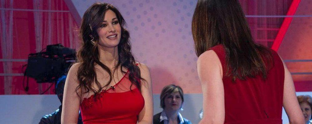Verissimo, Manuela Arcuri: 'Tra me e Gabriel Garko? Si, c'è stato un flirt'