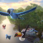 Rio 2: Missione Amazzonia, un film d'animazione per il sabato sera di Italia 1