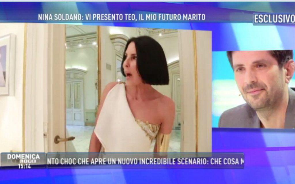 Nina Soldano (la Marina di Un posto al sole) si sposa