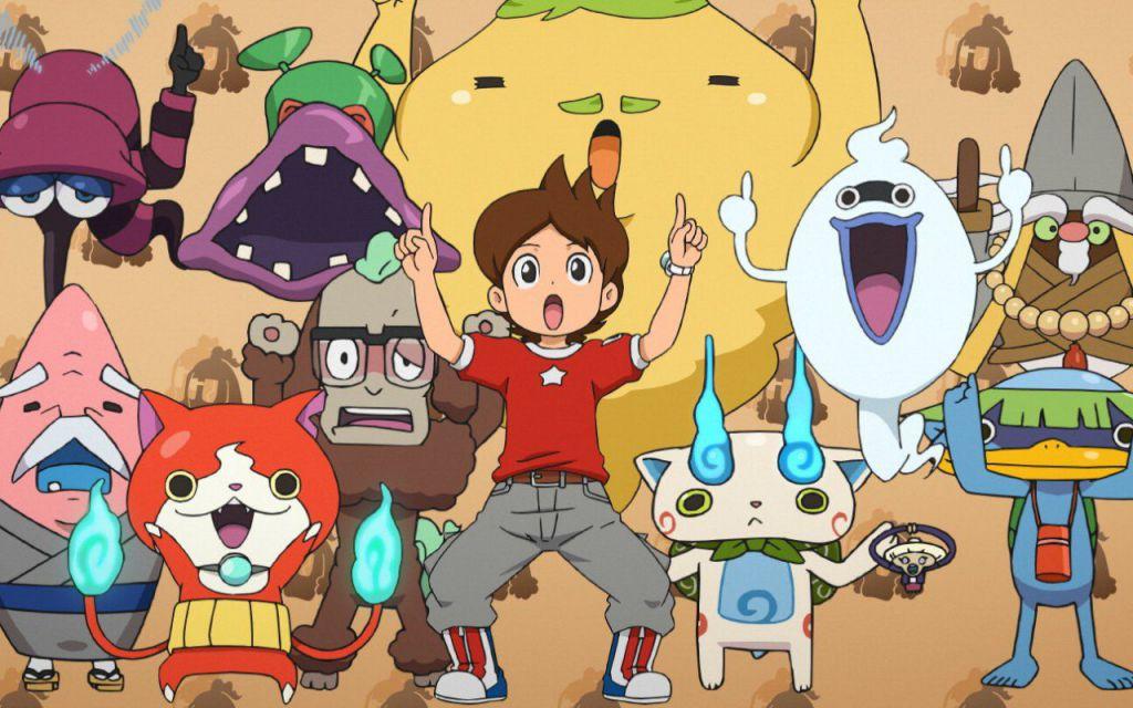 Yo kai watch il cartoon giapponese nato da un videogioco