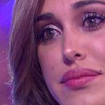 Belen Rodriguez si commuove a Domenica In: 'Sono tanto fragile'