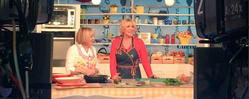 Antonella Clerici conferma l'addio a La prova del cuoco: 'E' una mia scelta'