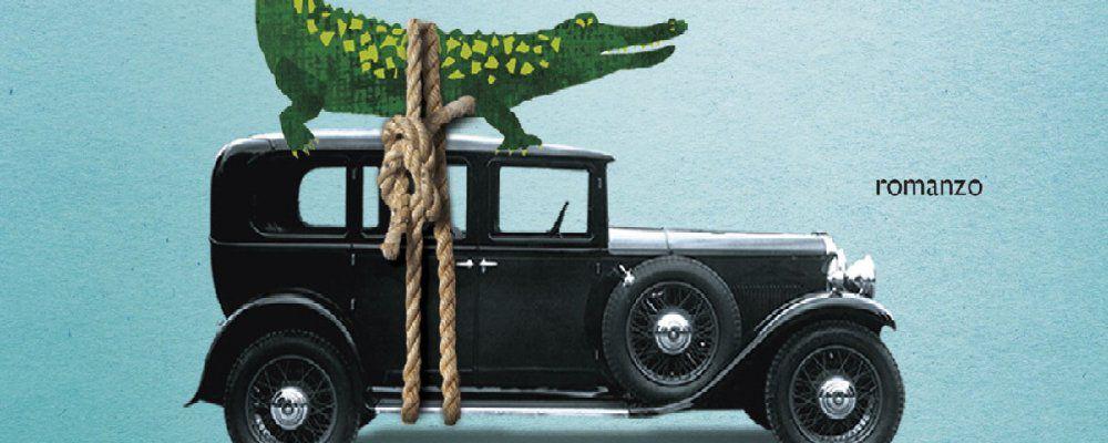 In viaggio con Albert: il romanzo di Homer H. Hickam Junior con alligatore a seguito