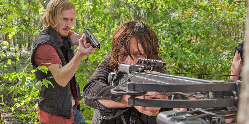 The Walking Dead 6, il teaser del finale di stagione: il destino di Daryl e l'arrivo di Negan