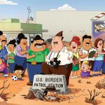 Bordertown, di immigrazione si ride