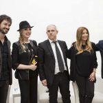 Milly Carlucci e Selvaggia Lucarelli presentano al Maxxi il romanzo sul mondo dello spettacolo di Giancarlo De Andreis