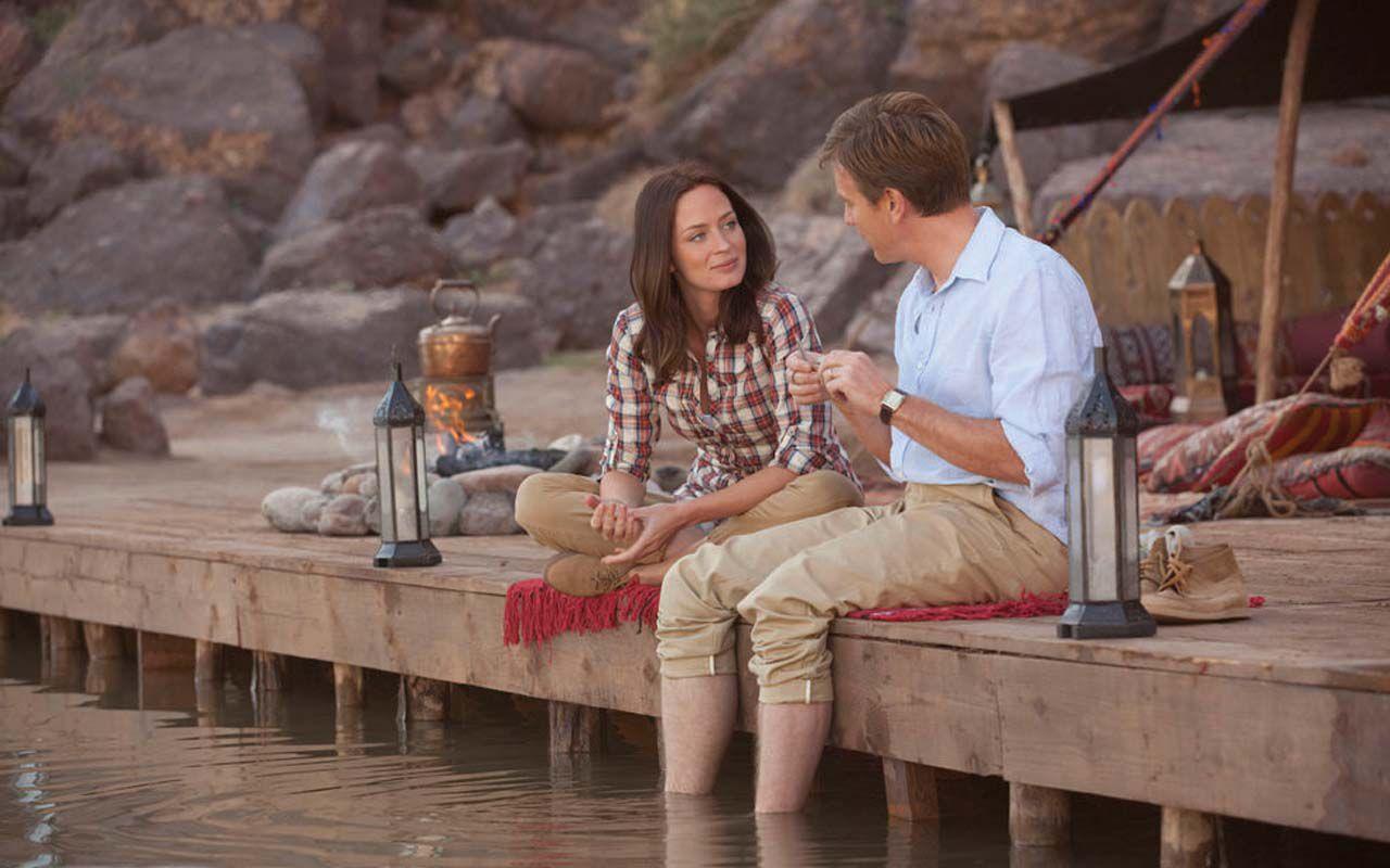 Il pescatore di sogni, un viaggio favolistico con Ewan McGregor e Emily Blunt