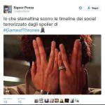 Game of Thrones, il fronte 'anti spoiler': i tweet più divertenti di chi non vuole sapere